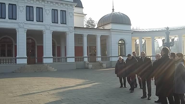 Unitatea pentru Romania din cadrul DG REGIO in exploratory visit in Cluj-Napoca