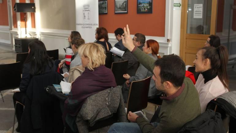 Prezentarile de la a doua editie a Atelierului ED pentru mediul privat