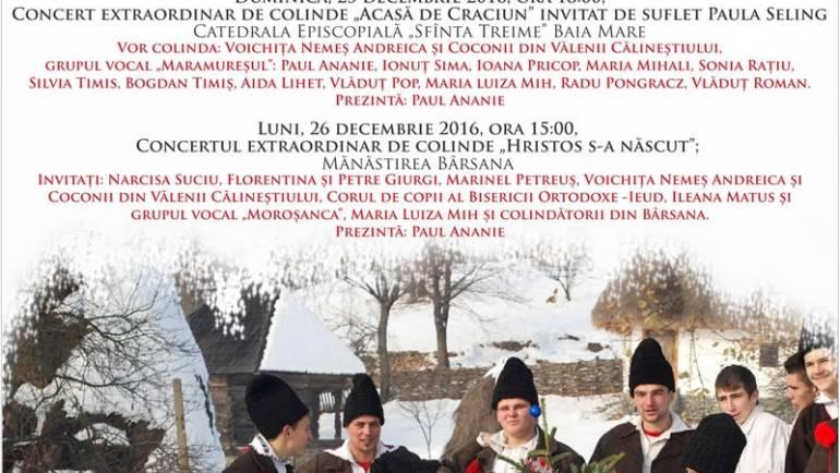 """""""Crăciun în Maramureş"""" – a 8a ediţie"""