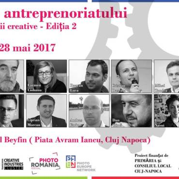 Editia 2 a Zilelor Antreprenoriatului in Industrii Creative