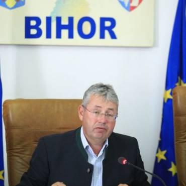 Paztor Sandor, preşedintele CJ Bihor