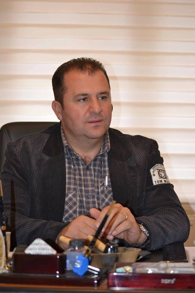 Pop Dumitru Dorel, primarul Comunei Odoreu