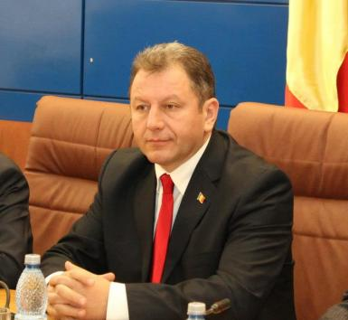 Emil Radu Moldovan, preşedintele CJ Bistriţa-Năsăud