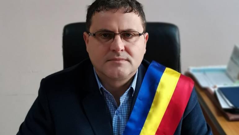 Balint Ervin, Primarul Orașului Cehu Silvaniei