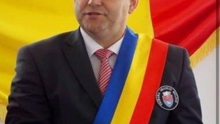 Nicolae Moldovan, Primarul Oraşului Beclean