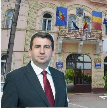 Ghiurco Dan, primarul Orașului Jibou