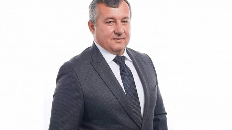 Ioan Roșan, Primarul Comunei Valcău de Jos
