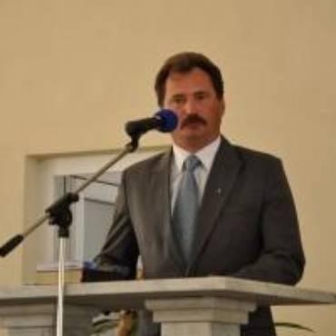 Boncidai Csaba, primarul Comunei Pericei