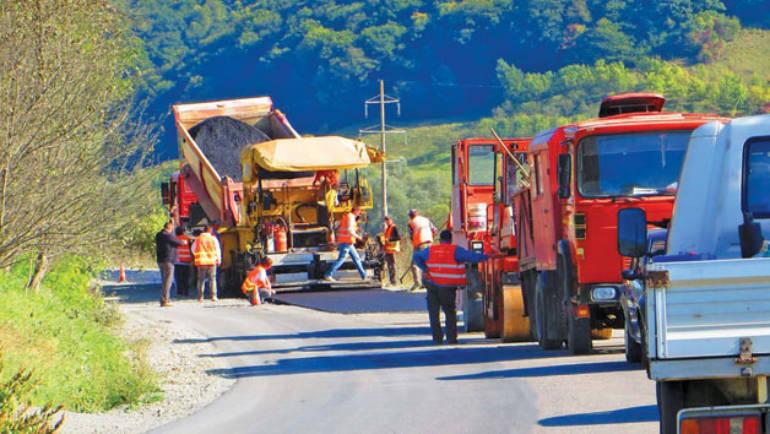 Un nou proiect de infrastructură rutieră finanţat, de peste 25,5 milioane Euro, în judeţul Satu Mare