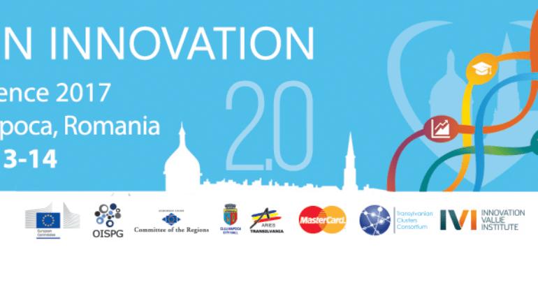 Va asteptam la cel mai mare eveniment de inovare din 2017, la atelierul nostru de Finantari inovative!