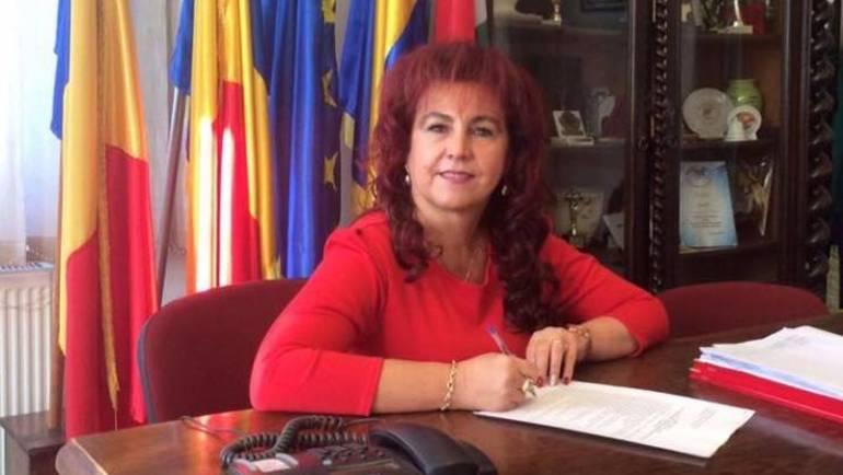Gabriela Tulbure, primar al Oraşului Seini