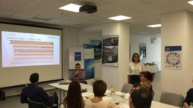Întâlnire de constituire a Grupului  Local de Acțiune pentru Inovare (Local Innovation Action Group-LIAG) în cadrul proiectului NewGenerationSkills