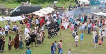 Sălaj: A șaptea ediție a 'Porolissum Fest', o călătorie istorică 'între două lumi'