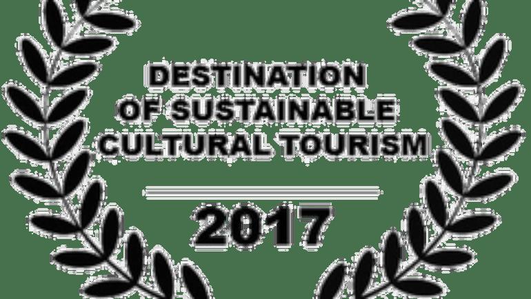 """PREMIUL ECTN 2017 pentru Desemnarea """"Destinaţiei Turistice Culturale Durabile 2017"""""""