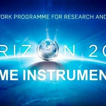 TRAINING GRATUIT – ELABORAREA ŞI IMPLEMENTAREA PROIECTELOR – ORIZONT 2020: SME INSTRUMENT