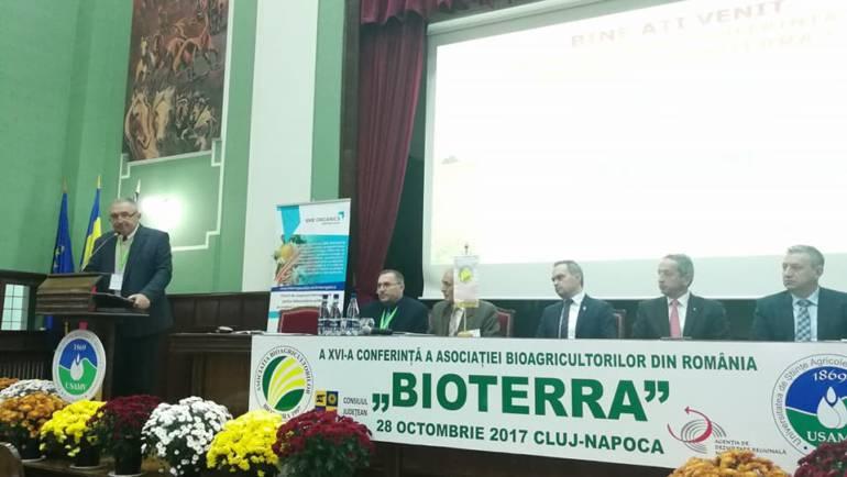 Masuri inovative: Planul de Actiune pentru Agricultura Ecologica, la Cluj-Napoca