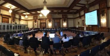 Reuniune pregătitoare pentru cea de-a 17-a sesiune a Conferinței Europene a Miniștrilor responsabili cu Amenajarea Teritoriului (CEMAT)