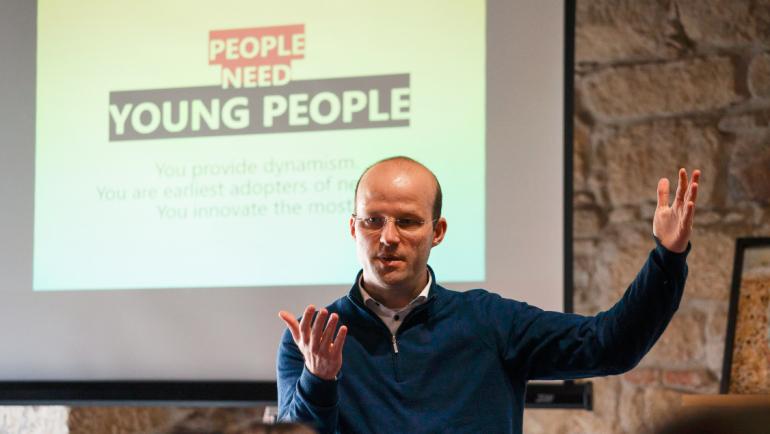 S-a lansat primul laborator de inovare socială din Regiunea Nord-Vest