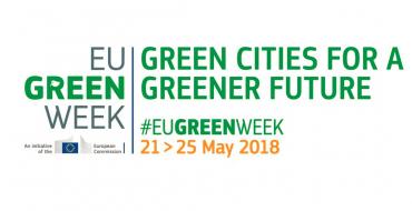 Săptămâna verde Europeană – ORAȘE VERZI pentru un VIITOR MAI VERDE