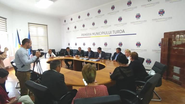 REGIO 2014-2020: contracte de peste 110 milioane de euro semnate in Regiunea Nord-Vest, în mobilitate urbană.