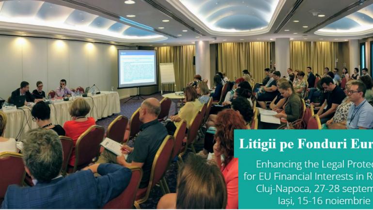 Litigiile pe Fonduri Europene – dezbătute în cadrul unei conferințe organizate de Freedom House România