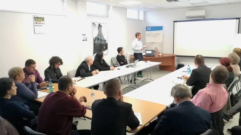 Cea de-a cincea întâlnire a Comitetului Regional de Reprezentanți al proiectului TRAM