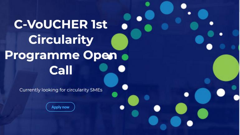 Economia Circulară și oportunități de dezvoltare durabilă prin Programul de Accelerare C-Voucher de susținere a IMMurilor
