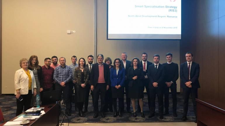 Delegaţia DG Regio vizitează Regiunea de Dezvoltare Nord-Vest