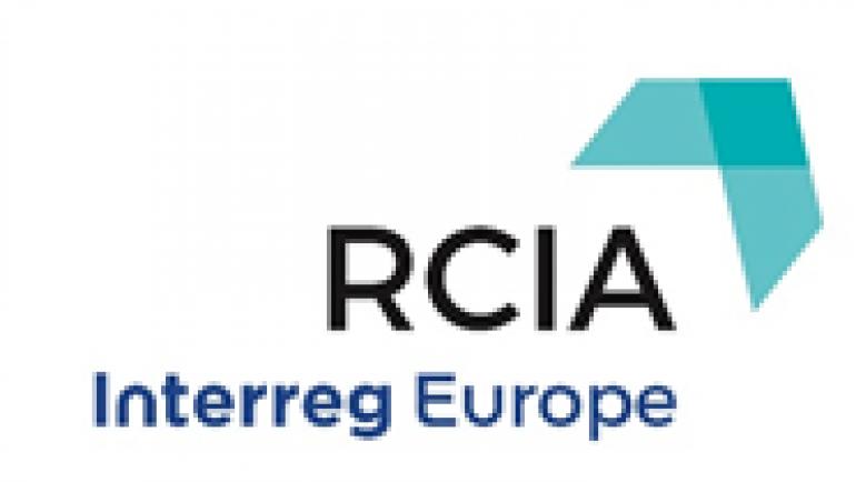 RCIA  – Proiect INTERREG EUROPE în sprijinul dezvoltării regionale