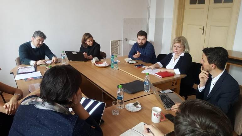 A doua întâlnire a reprezentanților Băncii Mondiale cu mediul academic și de cercetare din Regiunea Nord-Vest