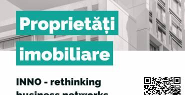 INNO – rethinking business networks – platforma de promovare a proprietăților dedicate investițiilor