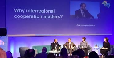Proiectul TRAM prezent la Bruxelles în cadrul forumului 'Europe, let's cooperate!'