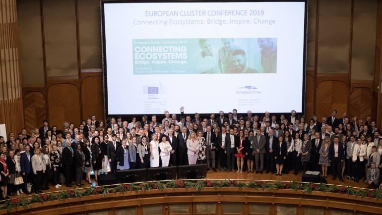 Campioni la Conferința Europeană a Clusterelor 2019
