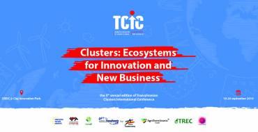 Conferința Internaționala a Clusterelor din Transilvania 2019