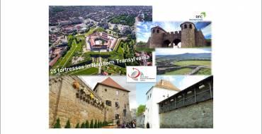 Proiect european de revitalizare a orașelor – fortărețe