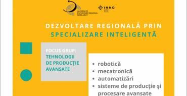 Dezvoltare Regională prin specializare inteligentă