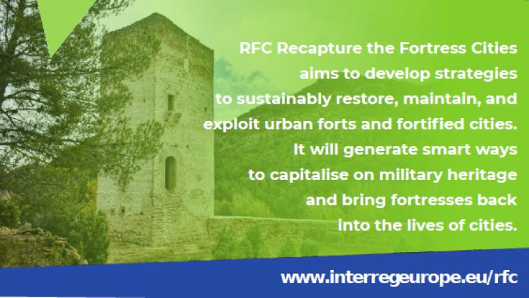 Lansarea regională a proiectului RFC- Revitalizarea Orașelor Fortărețe