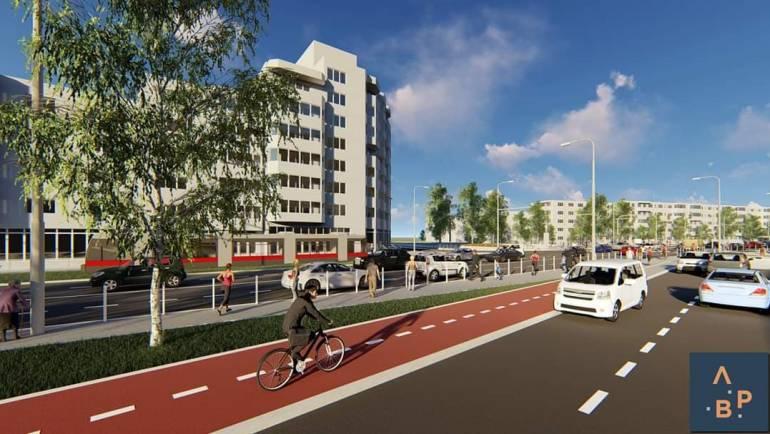 """A fost semnat contractul de finațare aferent proiectului """"Creșterea mobilității urbane din zona Nufărul – Cantemir"""""""