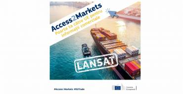 Access2Markets: portal pentru comerț lansat de Comisia Europeană