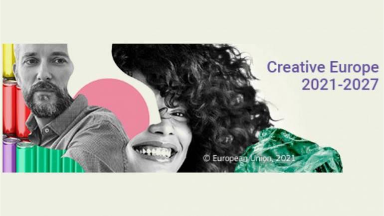 """""""Oportunități de finanțare în cadrul programului Europa Creativă 2021-2027"""""""